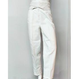 PINKO denim SHELBY 2 fashion slim PJ387 WHITE