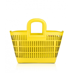 POMIKAKI shopper kirigami yellow